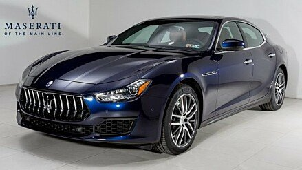 2018 Maserati Ghibli for sale 100937545