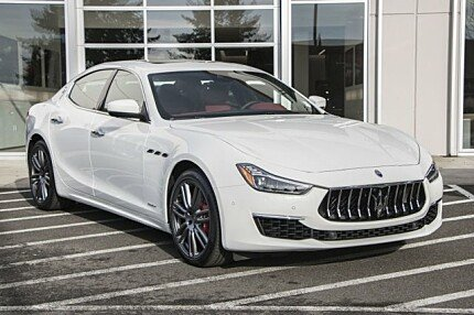 2018 Maserati Ghibli for sale 100996075