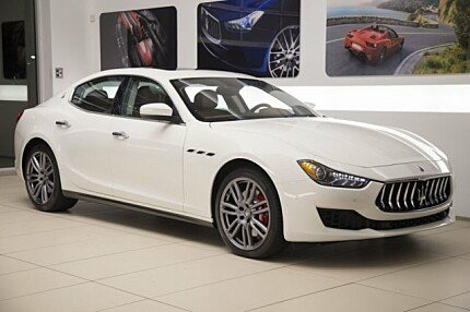 2018 Maserati Ghibli for sale 100996077