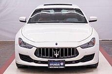 2018 Maserati Ghibli for sale 101036122