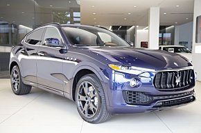 2018 Maserati Levante for sale 100996109