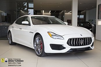 2018 Maserati Quattroporte for sale 100996093