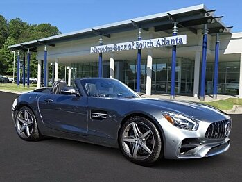 2018 Mercedes-Benz AMG GT Roadster for sale 100926688