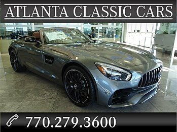 2018 Mercedes-Benz AMG GT Roadster for sale 100953232