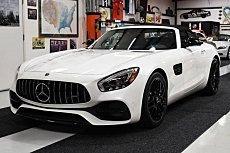 2018 Mercedes-Benz AMG GT Roadster for sale 101044969