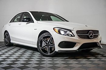 2018 Mercedes-Benz C43 AMG 4MATIC Sedan for sale 100898097