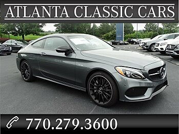 2018 Mercedes-Benz C43 AMG 4MATIC Coupe for sale 100997354