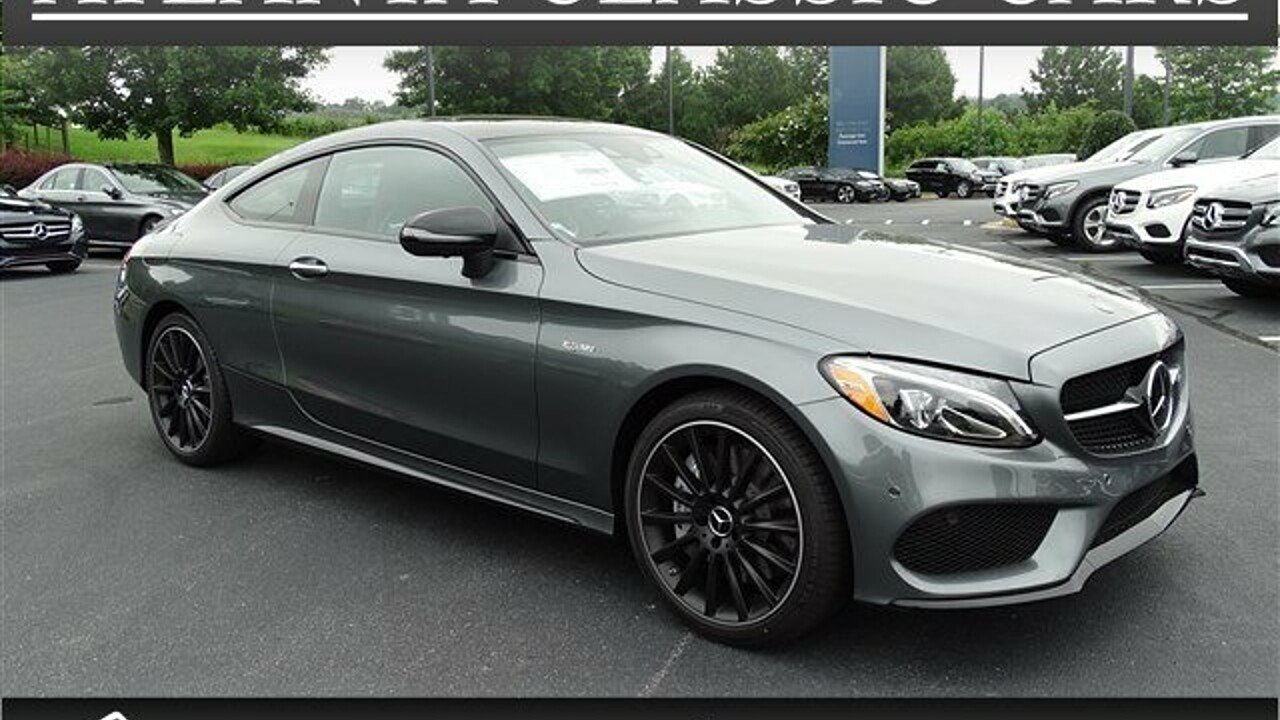 2018 Mercedes-Benz C43 AMG 4MATIC Coupe for sale near Duluth ...