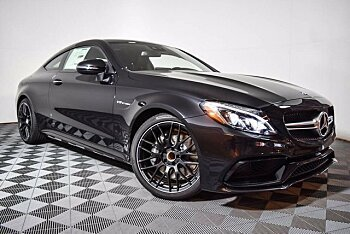 2018 Mercedes-Benz C63 AMG Coupe for sale 100916676