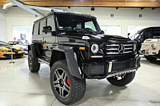 2018 Mercedes-Benz G550 Squared for sale 101047863