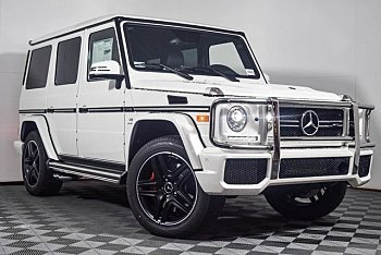 2018 Mercedes-Benz G63 AMG for sale 100955676