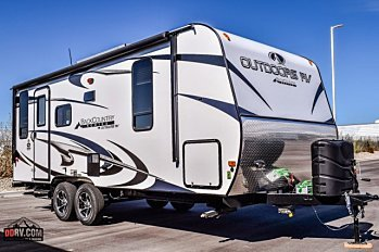 2018 Outdoors RV Black Rock for sale 300142072
