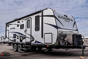 2018 Outdoors RV Black Rock for sale 300154343