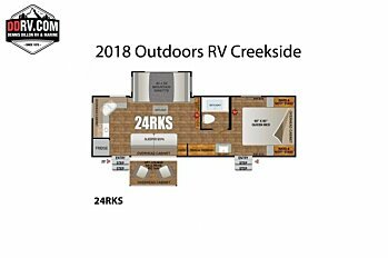 2018 Outdoors RV Timber Ridge for sale 300148778