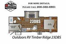2018 Outdoors RV Timber Ridge for sale 300140504