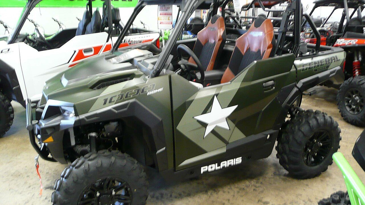2018 Polaris General for sale 200499169