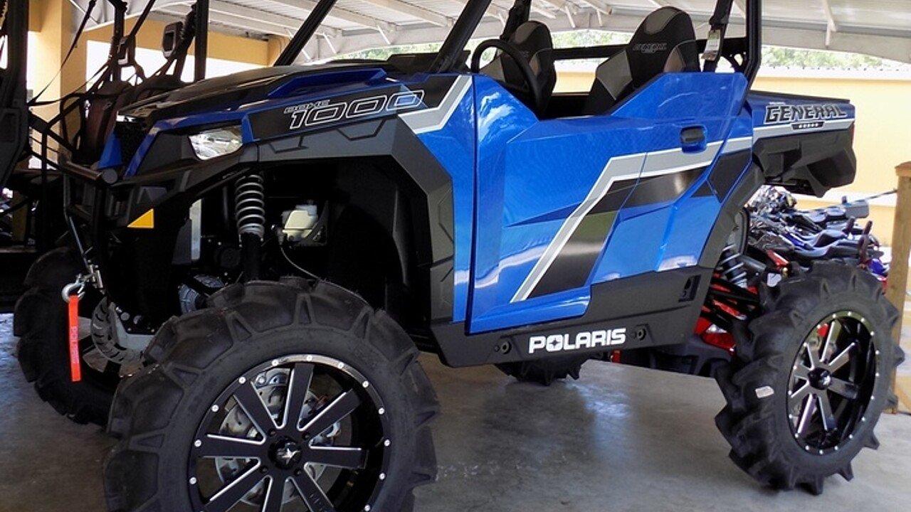 2018 Polaris General for sale 200570326