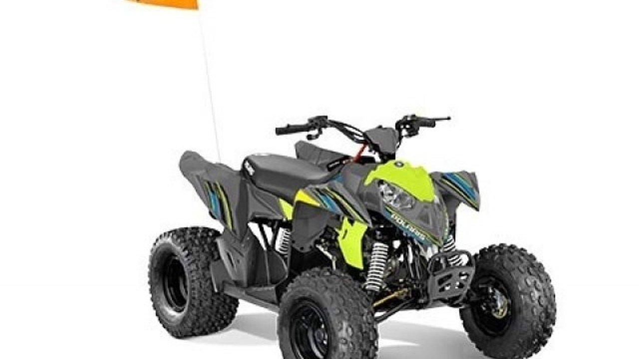 2018 Polaris Outlaw 110 for sale 200496318
