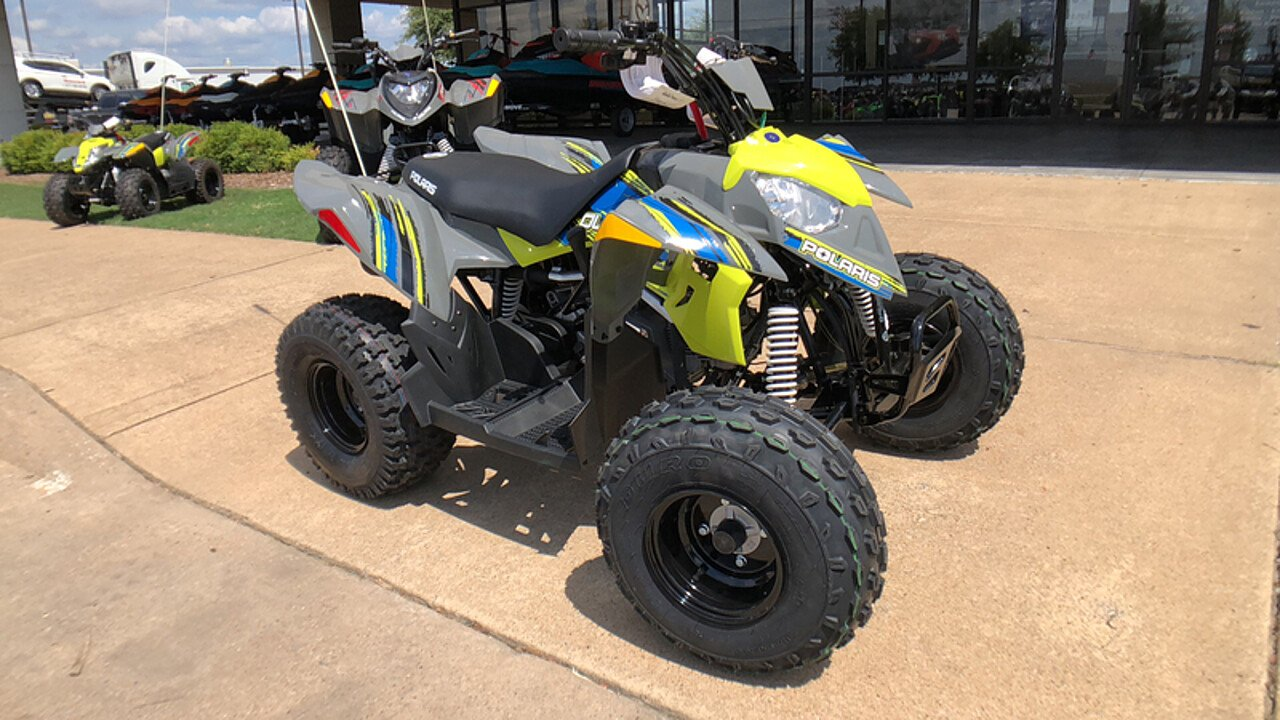2018 Polaris Outlaw 110 for sale 200621622
