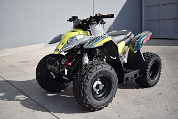 2018 Polaris Outlaw 50 for sale 200550902