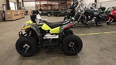 2018 Polaris Outlaw 50 for sale 200509607