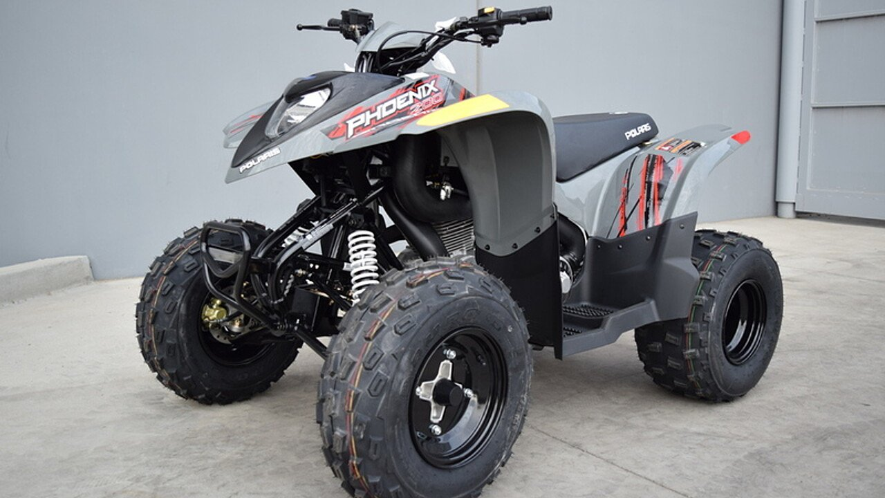 2018 Polaris Phoenix 200 for sale 200608860
