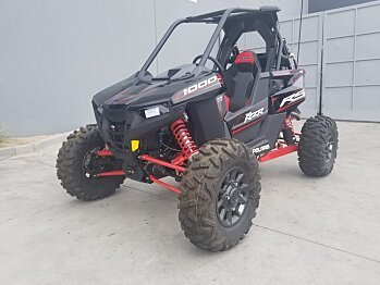 2018 Polaris RZR RS1 for sale 200591038