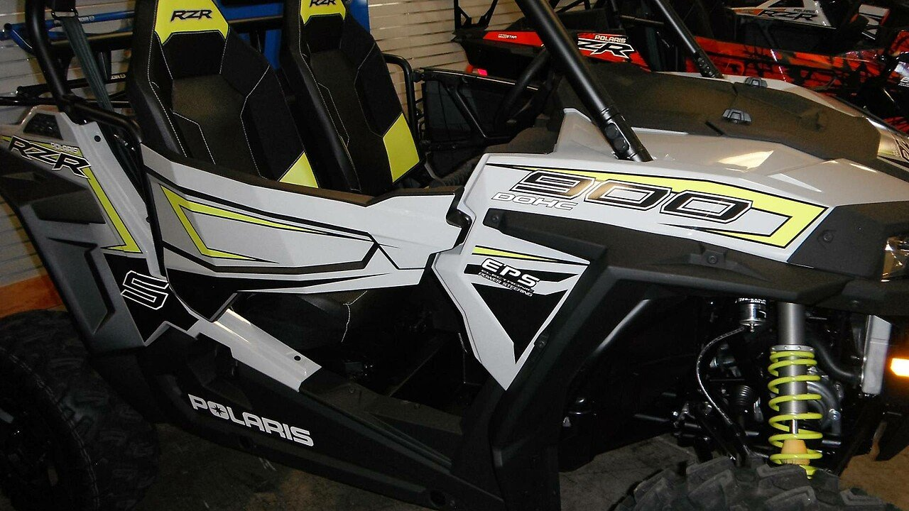 2018 Polaris RZR S 900 for sale 200547507