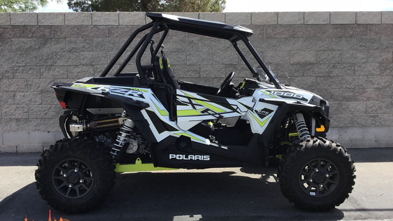 2018 Polaris RZR XP 1000 for sale 200593042