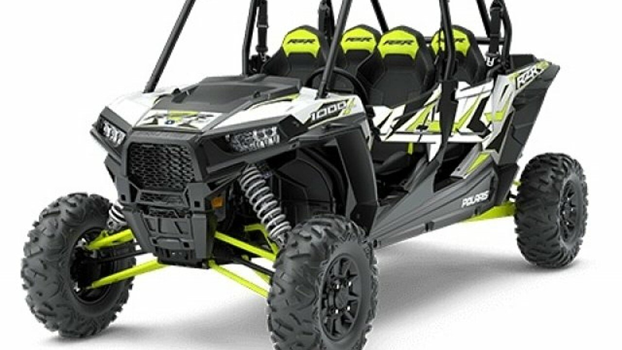 2018 Polaris RZR XP 4 1000 for sale 200497655