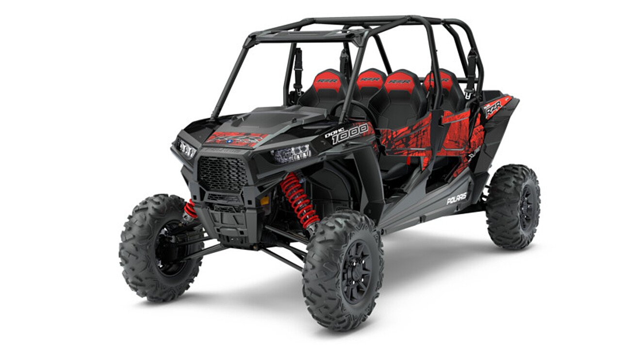 2018 Polaris RZR XP 4 1000 for sale 200516457