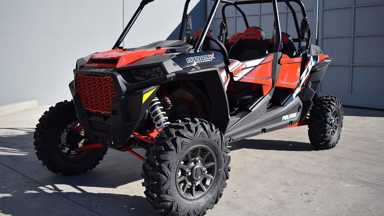 2018 Polaris RZR XP 4 1000 for sale 200525166