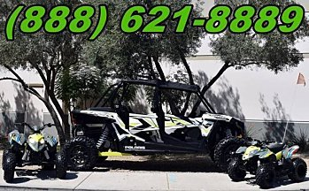 2018 Polaris RZR XP 4 1000 for sale 200570966