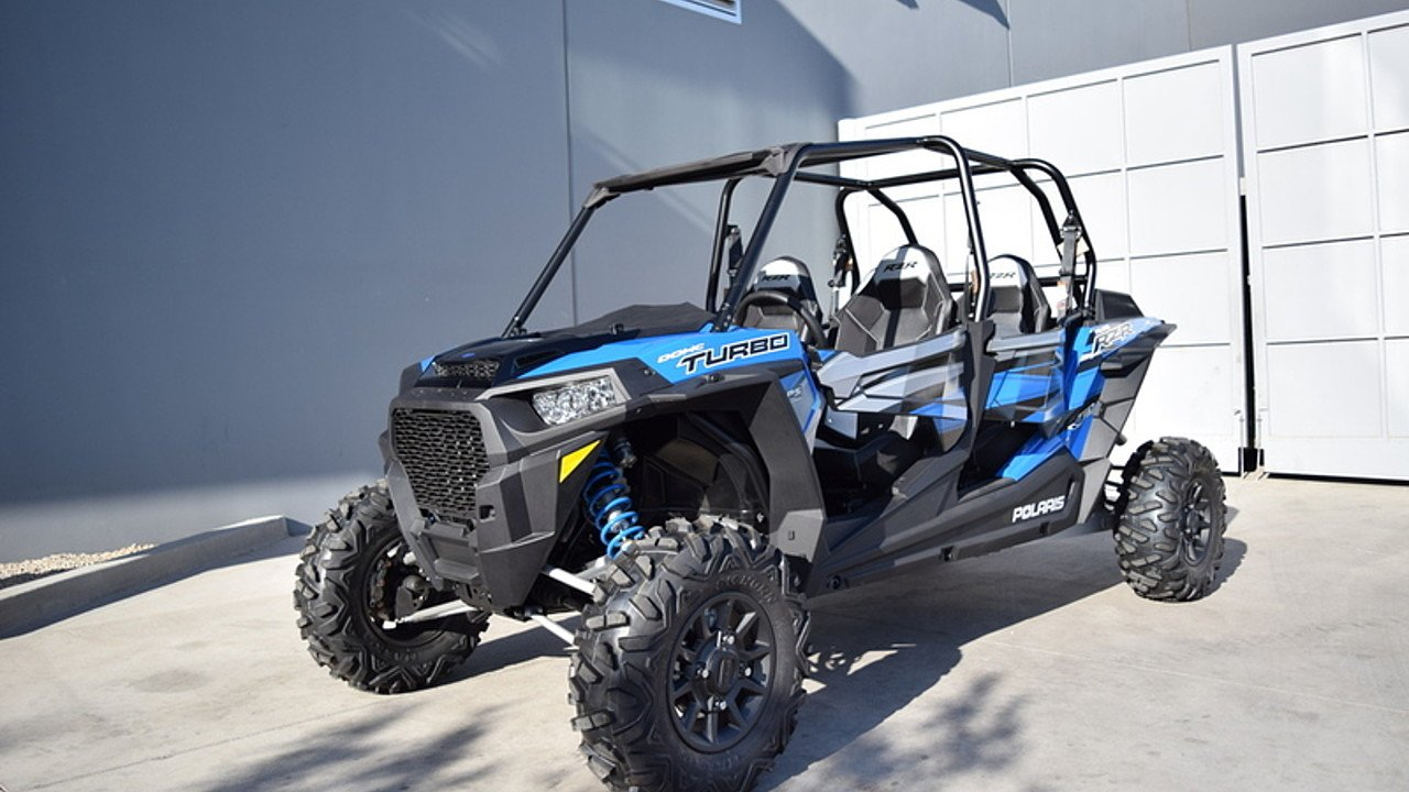 2018 Polaris RZR XP 4 1000 for sale 200587079