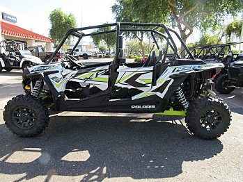 2018 Polaris RZR XP 4 1000 for sale 200624501