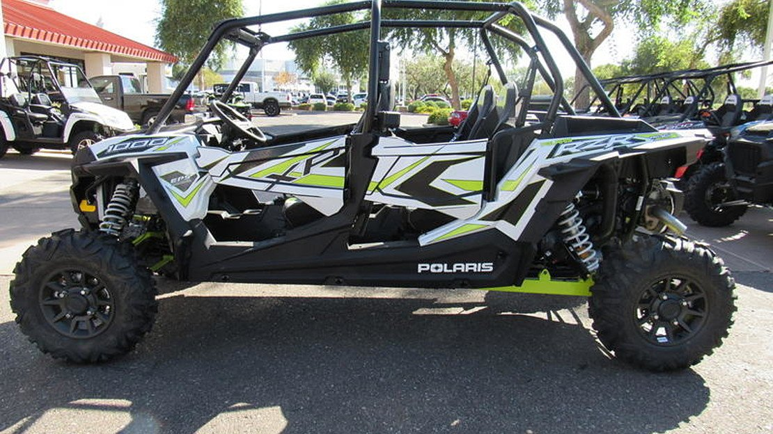 2018 Polaris RZR XP 4 1000 for sale 200624949