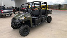 2018 Polaris Ranger Crew 1000 for sale 200621628