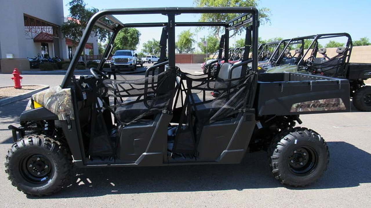 2018 Polaris Ranger Crew 570 for sale 200527967
