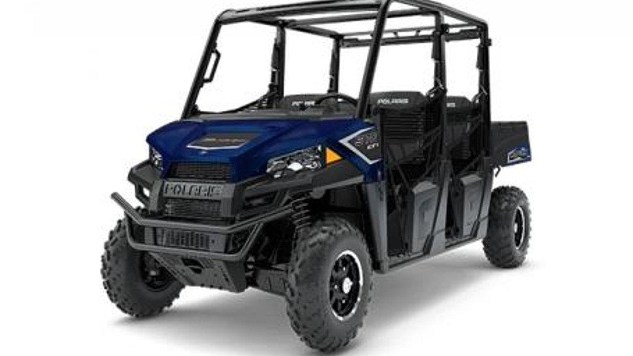 2018 Polaris Ranger Crew 570 for sale 200608711