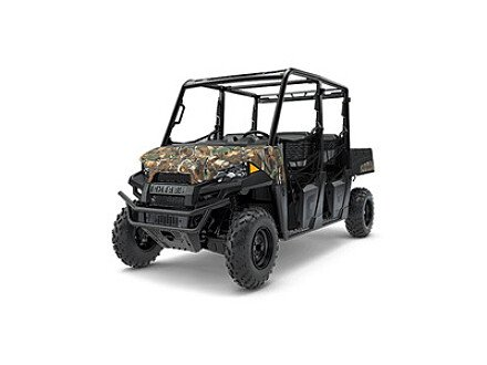 2018 Polaris Ranger Crew 570 for sale 200487389