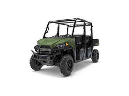 2018 Polaris Ranger Crew 570 for sale 200562706