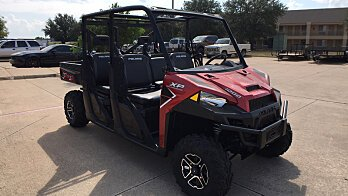 2018 Polaris Ranger Crew XP 1000 for sale 200488159