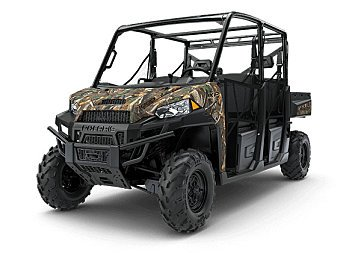 2018 Polaris Ranger Crew XP 1000 for sale 200497104