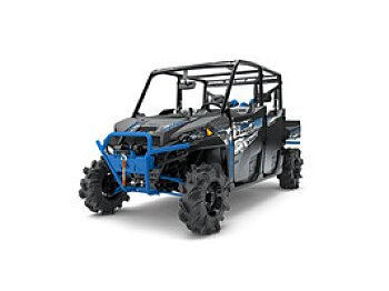 2018 Polaris Ranger Crew XP 1000 for sale 200531320