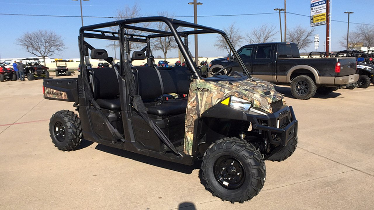 2018 Polaris Ranger Crew XP 1000 for sale 200544891