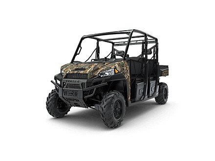 2018 Polaris Ranger Crew XP 1000 for sale 200481400