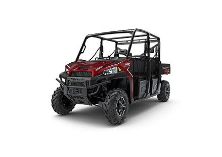 2018 Polaris Ranger Crew XP 1000 for sale 200481401