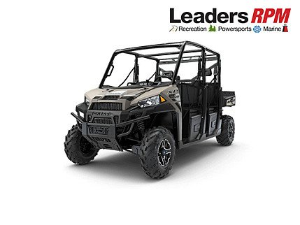 2018 Polaris Ranger Crew XP 1000 for sale 200511341