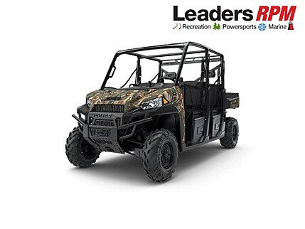 2018 Polaris Ranger Crew XP 1000 for sale 200511374