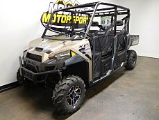 2018 Polaris Ranger Crew XP 1000 for sale 200538411